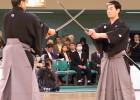 Традиционна демонстрация на Нихон Кендо ката